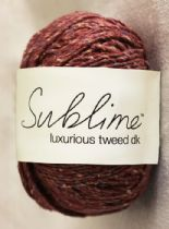Sublime luxurious tweed dk 50g - RRP £5.29 OUR PRICE £4.50